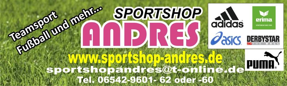 Sportshop Andres-Logo