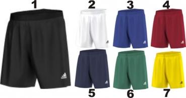 Adidas Parma 16 Short in 7 Farben ohne Innenslip S XXL