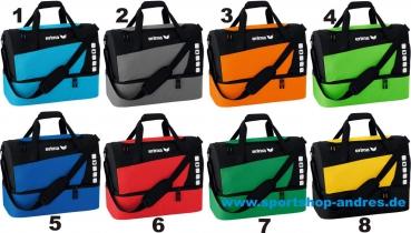 gut kaufen Sonderpreis für geschickte Herstellung Erima Sporttasche Club 5 mit Bodenfach Gr. L in 8 Farben