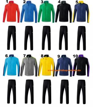 ERIMA Liga 2.0 Präsentationsanzug in 10 Farben Gr. 128 164