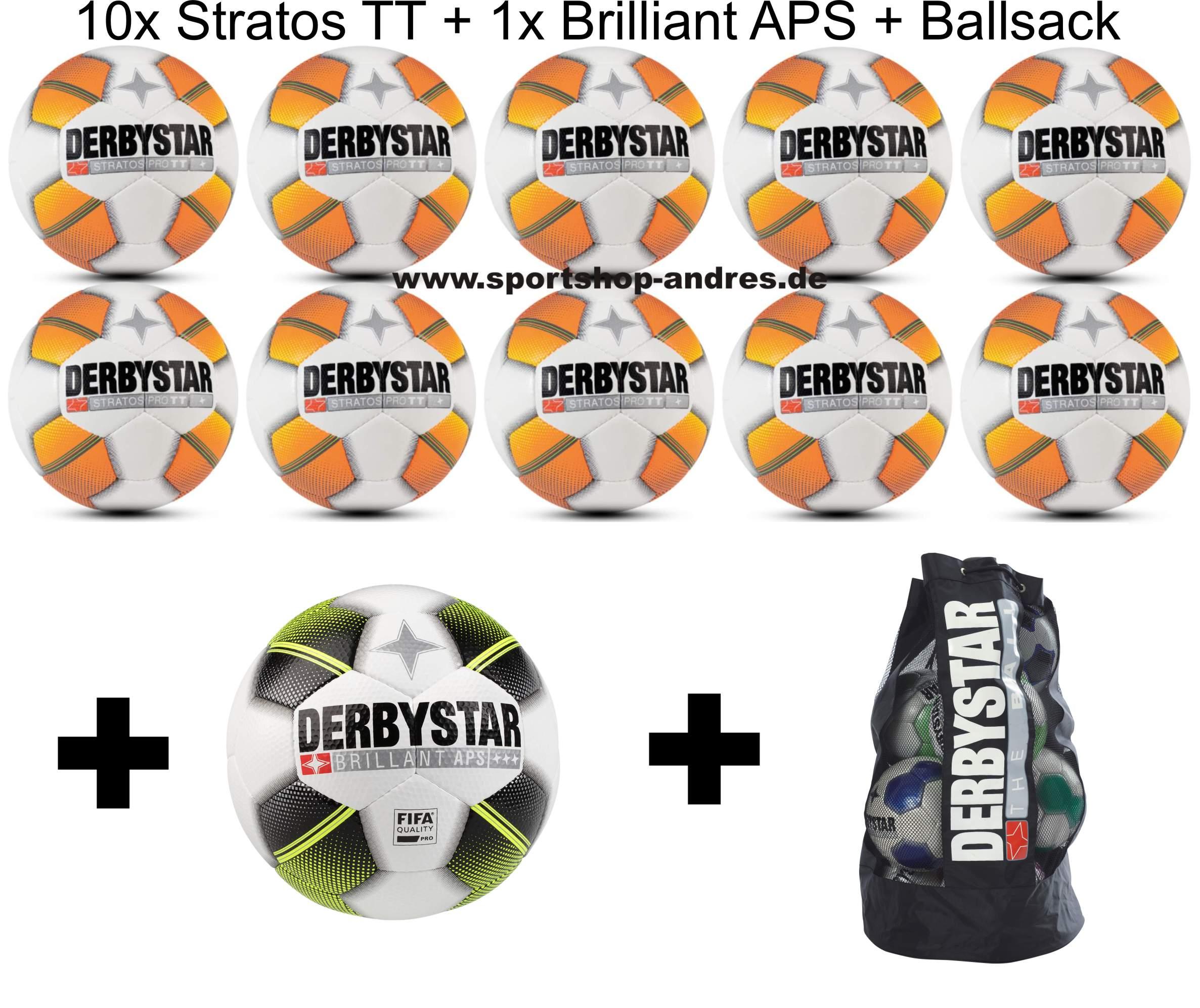 Derbystar Stratos Pro TT