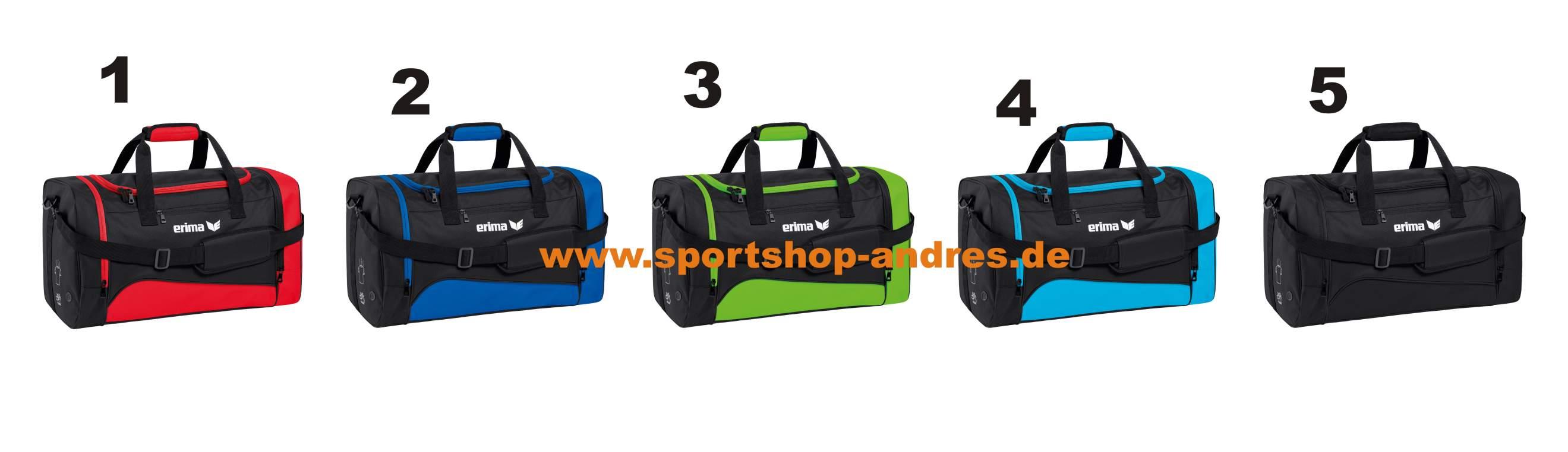 6ef58e8ac073a Sportshop Andres - Erima Sporttasche Club 1900 2.0 Größe M schon ab ...