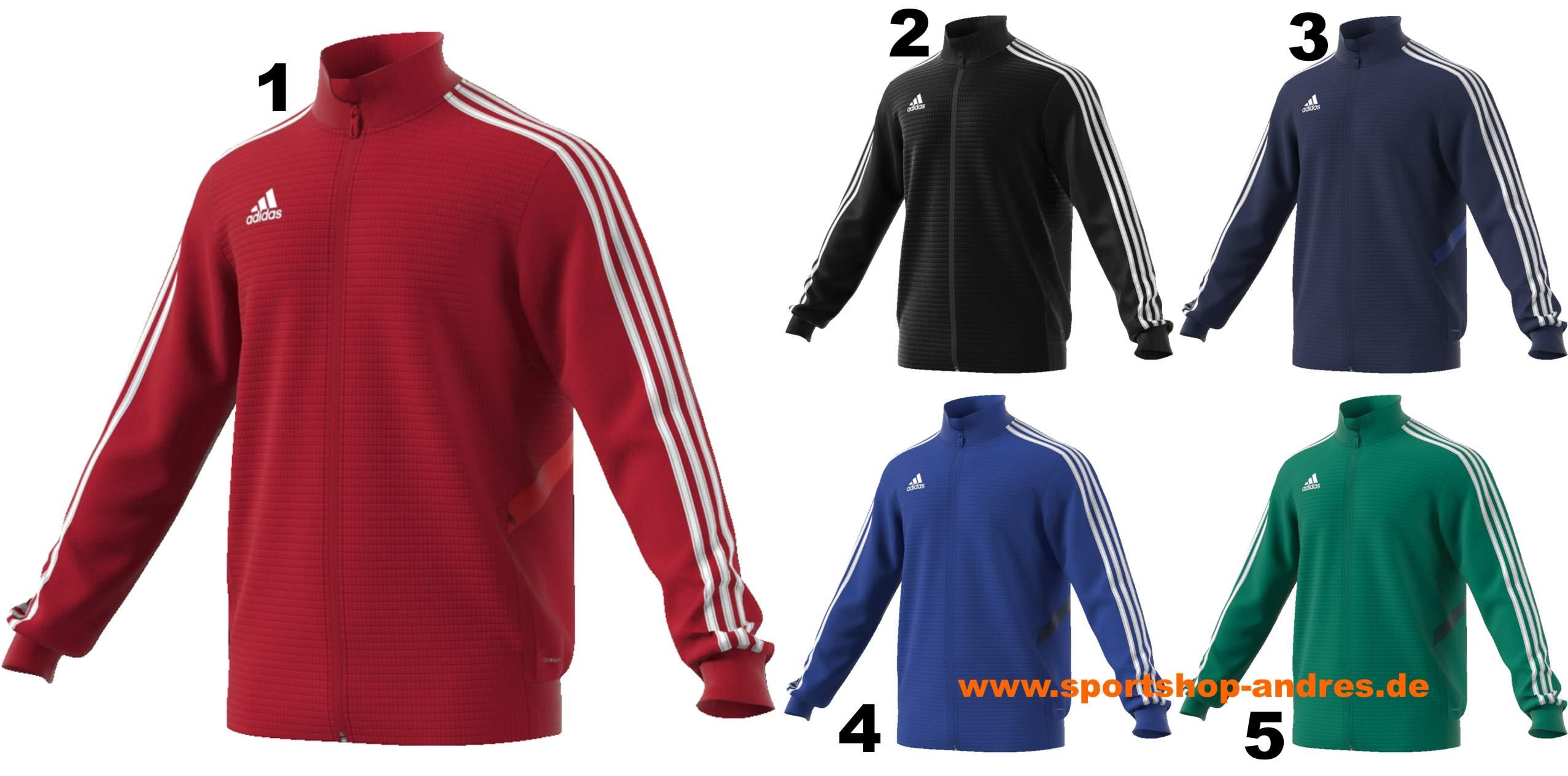new concept c13d4 c2e03 Sportshop Andres - Adidas Tiro 19 Training Jacke Kinder ab ...
