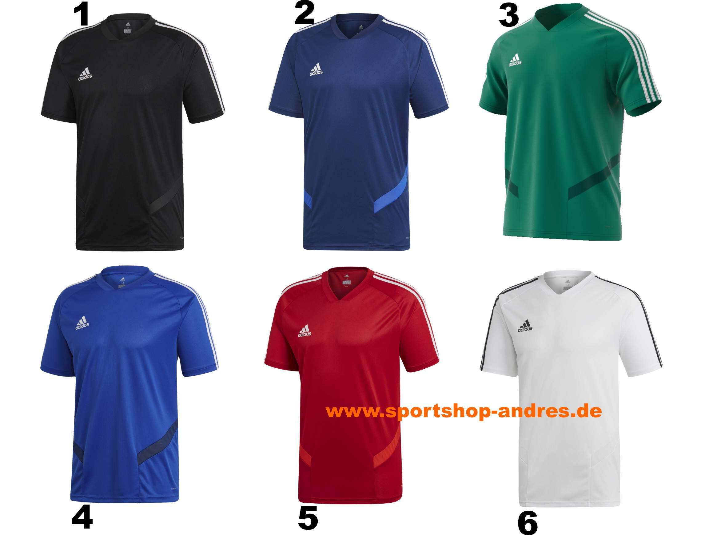 ac5a4ae5d7f923 Sportshop Andres - Adidas Tiro 19 Training Jersey Erwachsene ab 23 ...