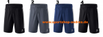 ERIMA Squad Worker Shorts in 4 Farben Gr. 116-164